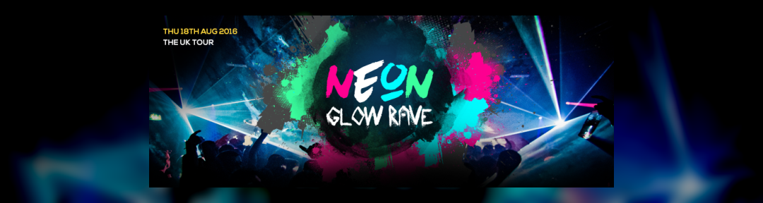Neon Glow Rave Birmingham Biggest A Level Results Party! on Thu 18th Aug 2016 at TBA, Birmingham   Fatsoma