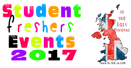 Freshers Tickets for Events in the East Midlands