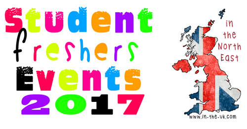 Freshers Tickets for events in the North East