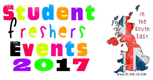 Freshers Tickets for Events in the South East