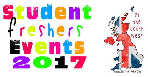 Freshers Tickets for Events in the South West - In the UK
