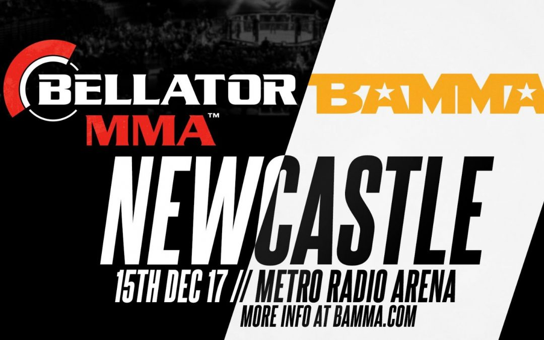 BAMMA and Bellator return to Newcastle