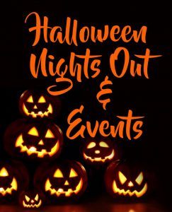 Halloween Nights out