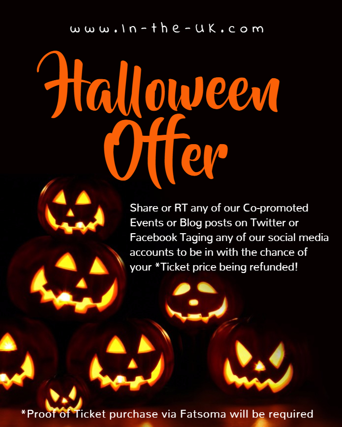 Halloween Offer